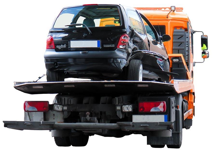 Złomowanie pojazdów niesprawnych